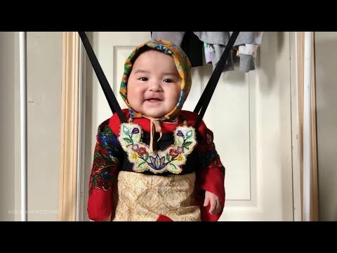 This Dancing Baby From Canada Will Help You Forget About 2020 Troubles