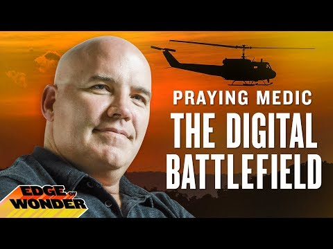 The Digital Battlefield: Exclusive PRAYING MEDIC Interview