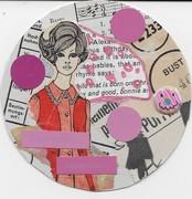Ruth Giles-pink Velvet Christmas