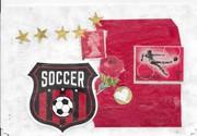 Mother Brandow-Red Soccer