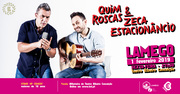 ESPECTÁCULOS: Quim Roscas & Zeca Estacionâncio - Lamego
