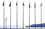 Garda flags