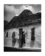 Alberobello 1987 - fotocamera Yaschica 124 Mat G