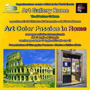 Art Color Passion in Rome