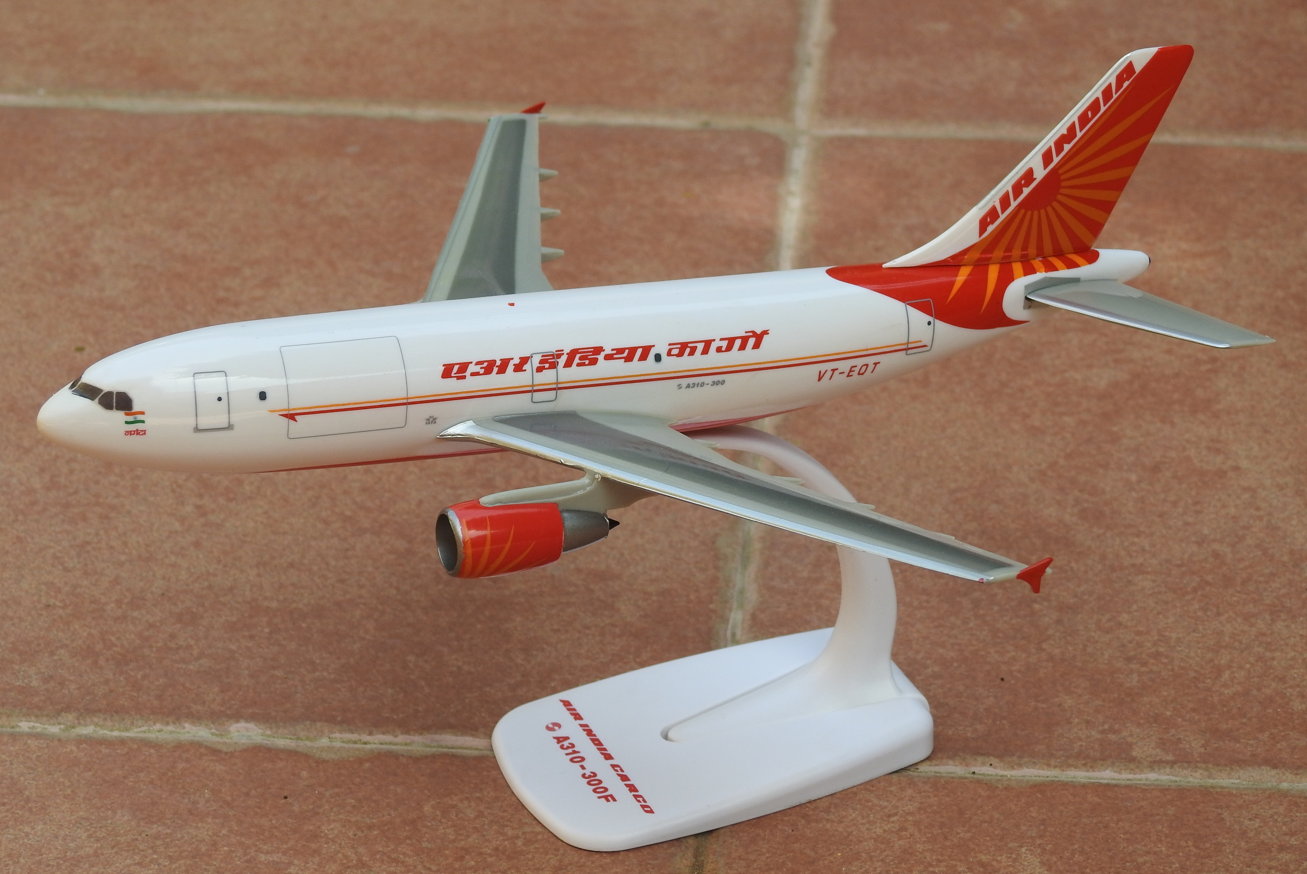 Wooster 1:200 Air India Cargo A310F