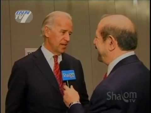 """Joe Biden: """"I Am A Zionist. You Don't Have To A Jew To Be A Zionist"""""""