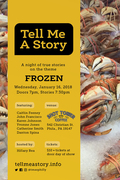 Tell Me A Story: Frozen