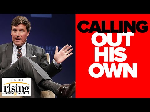 Saagar and Ryan Grim: Tucker Carlson CALLS OUT his own colleagues for ignoring working class issues