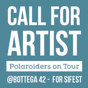 CALL FOR ARTIST | Polaroiders on Tour - Bottega42 SIFEST
