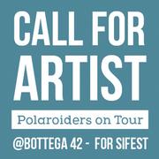 CALL FOR ARTIST | Polaroiders on Tour - Bottega42 SIFEST
