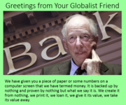 Greetings from Your Globalist Friend