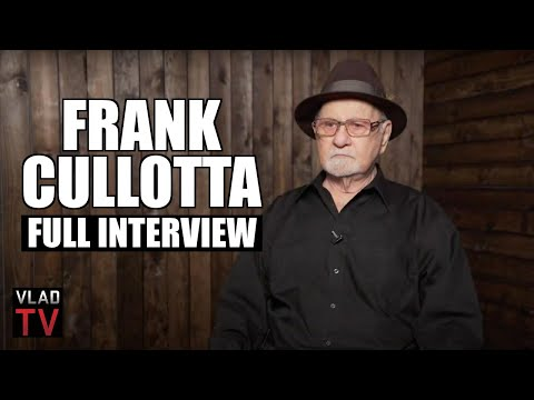 Mafia hitman Frank Cullotta on movie 'Casino', Tony Spilotro, Killing Informants, Cooperating with FBI