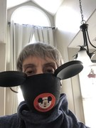 Test COVID mask