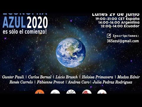 ECONOMIA AZUL 2020 - es sòlo el comienzo !