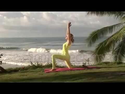 Yoga  at Somatheeram Resort Kerala