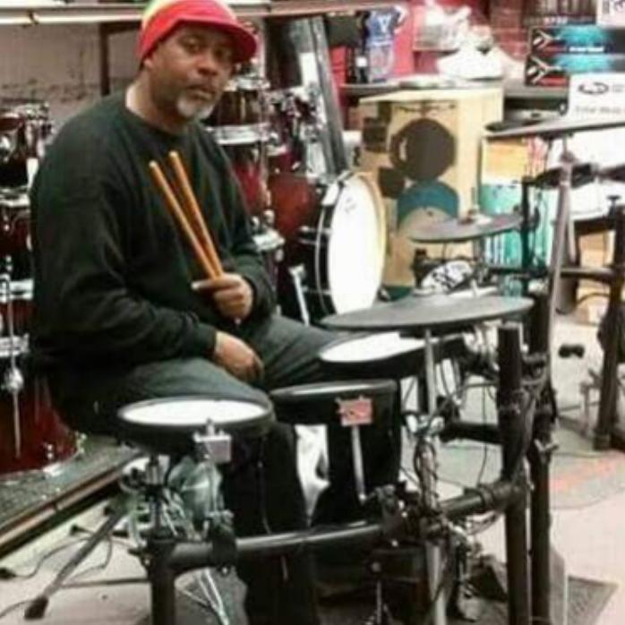 Kk The Drummer