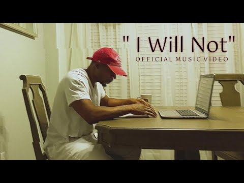 "Christian Rap | Zach Scarz ""I Will Not"" [Christian Hip Hop Music Video]"