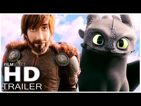 How to Train Your Dragon 3 Full Movie Online Free Download PC