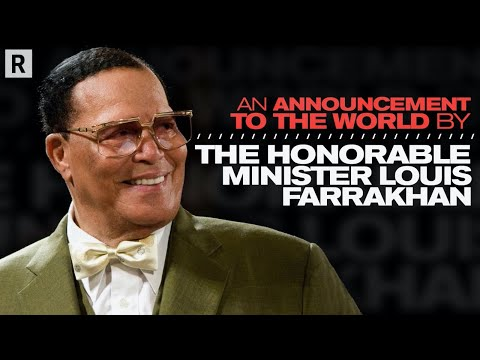 "Minister Louis Farrakhan's 4th of July ""The Criterion"" address"