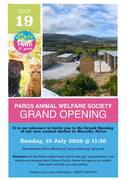 PAWS New Shelter - Grand Opening