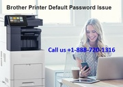 How to Resolve Brother Printer Default Password Issue?