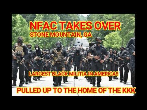 NFAC TAKES OVER STONE MOUNTAIN!!!!!