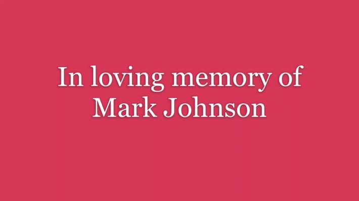 Mark Memorial Video June 4 2020