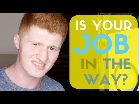 Is Your Job In The Way Of Your Music Career?