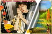 Mi Camilo con sus manitos juntas como rezando