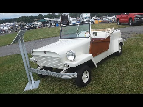 Weird & Wonderful Cars With Pam King Midget  The American Wonder  You Wondered If It Was Real!