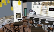 Ravanelli's different floor bar