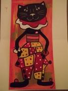 To Dee Doyle-Cat Clown