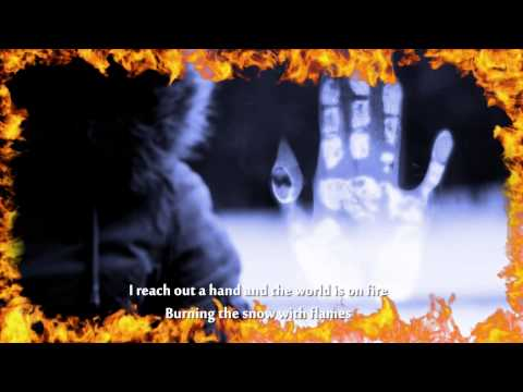 ANGEL OF SNOW - lyrics Costel Zăgan