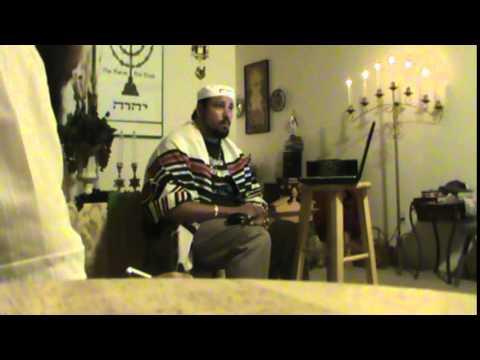 M2U00032 MOWREH ELBENYAHUW TEACHING COVENAT OF SALT IN MESA AZ PART 1B