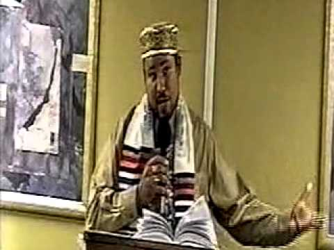 VTS 01 4 VARIOUS TEACHINGS OF MOWREH ELBENYAHUW IN 2007 WHILE AT BENAI YAHSHUA SYNAGOGUE. PART 1D