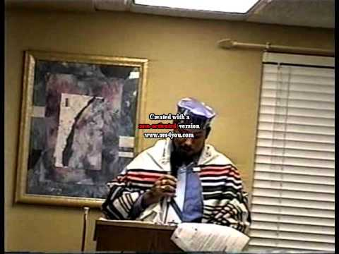 VTS 01 4 THE 'TZIYTZIYOWTH & THE 32 PATHS OF YAHUWEH'S WISDOM IN THE TOWRAH PART 1D