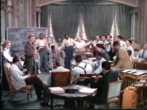 Louis Armstrong  Benny Goodman  Danny Kaye Laurindo de Almeida Nestor Amaral in A SONG IS BORN 2