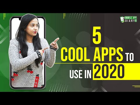 5 Cool Apps To Use in 2020 | MobileAppDiary