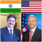Sandeep Marwah Spoke About His Relations With America on 4th July