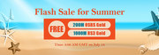 RSorder Summer Flash Sale