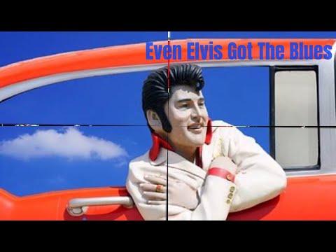 Guy Leroux Even Elvis Got the Blues