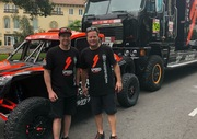 2019 Dakar Robby Gordon & Kellon Walch