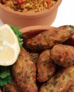 Vegan Delice (Turkish Meze) at Tottenham Social