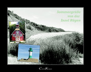 Summer Greetings from the Island of Rügen