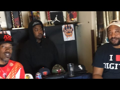 Fire box sports show free style 1 OG lil Bro
