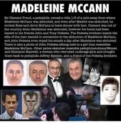 Justice for MADELEINE MCCANN