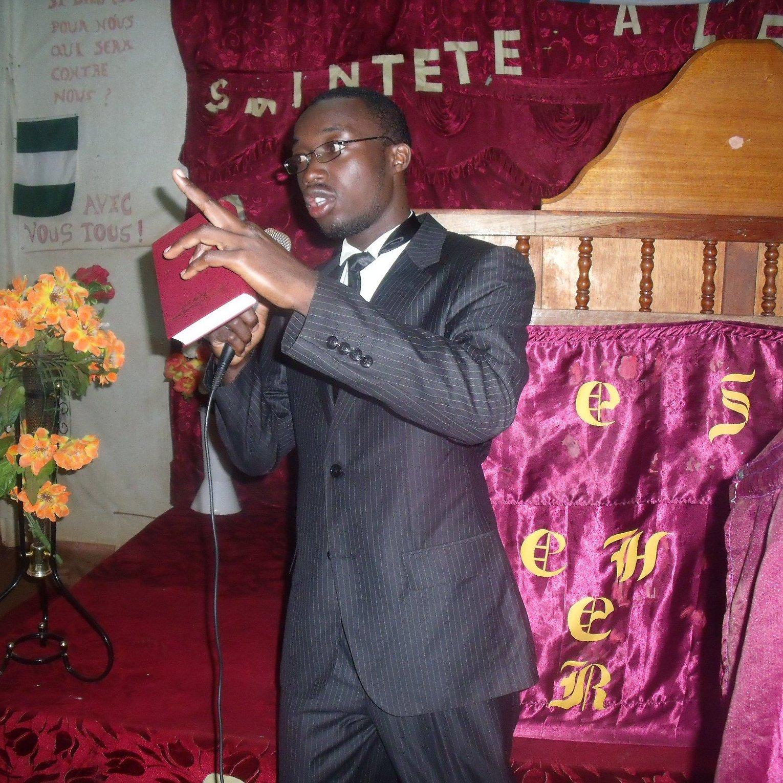 Missionnaire Nestor