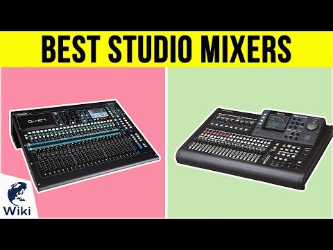 Top 9 Best Digital Mixers For Recording Studio in 2020 Reviews - Spare Mine
