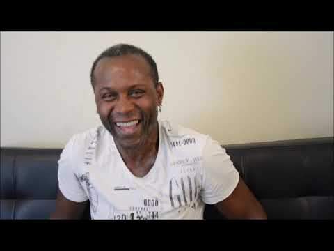 "DENNIS WHITE ON NIGEL BENN ""I'D LOVE TO GIVE HIM A LITTLE DIG!"""