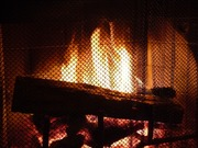 Installation of Fireplace Screens Panama City by Soot Master